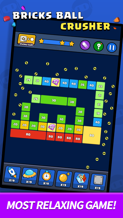 Bricks Ball Crusher screenshot 1