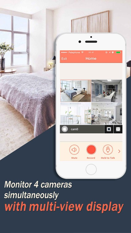 AtHome Camera Security App screenshot-4