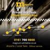 Magnum Whiteline Taxi App