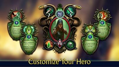 Ironbound Card Game screenshot #4