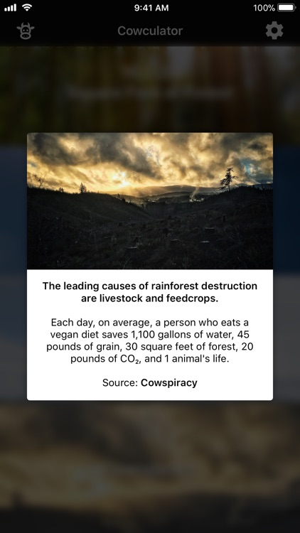 Cowculator - Friends, Not Food screenshot-2