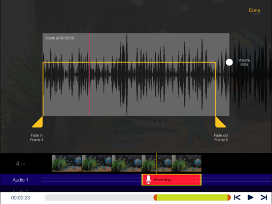 NFB StopMo Studio screenshot