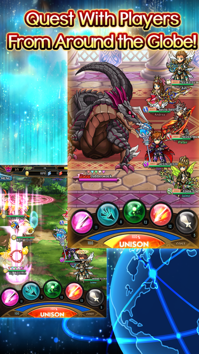 Unison League screenshot two