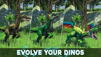 Dino Tamers: Jurassic MMORPGのおすすめ画像1