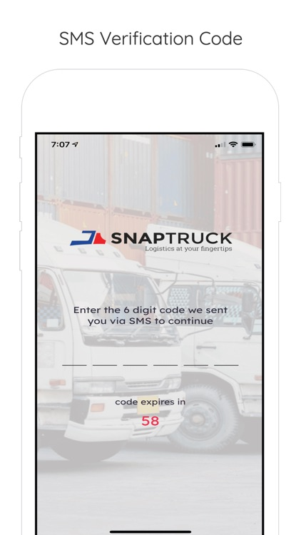 Snaptruck Driver