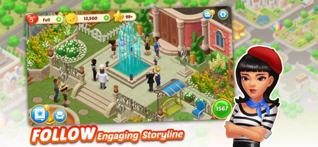 Matchington Mansion on the App Store