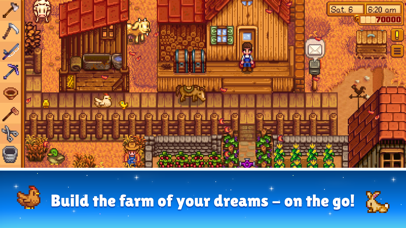 Screenshot for Stardew Valley in Thailand App Store