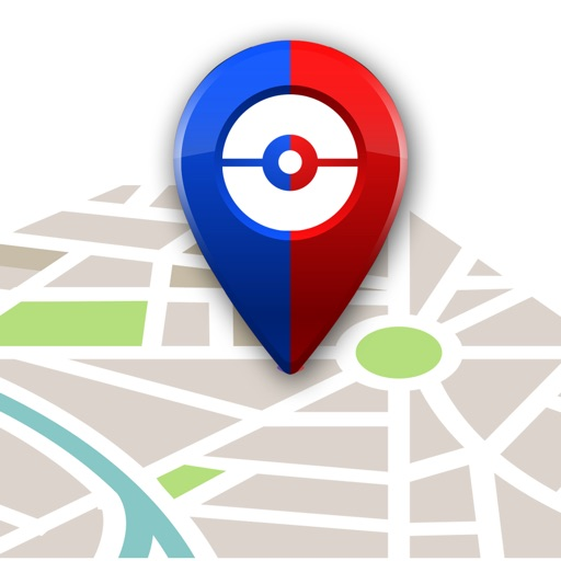 PokeRadar - Poke Map Finder