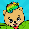 Toddler puzzle games for kids - Bimi Boo Kids - Games for boys and girls LLC