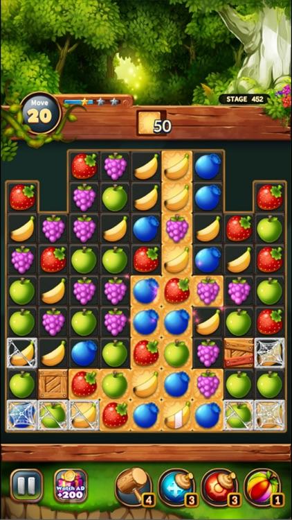 Sweet Fruit POP screenshot-8