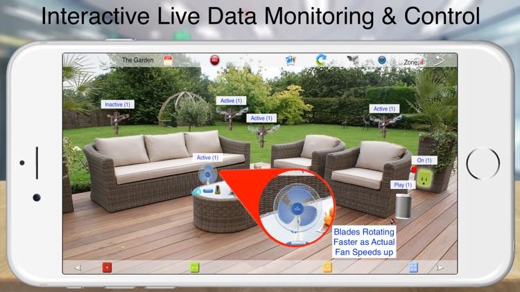 HOS Smart Home BACnet BMS screenshot-3