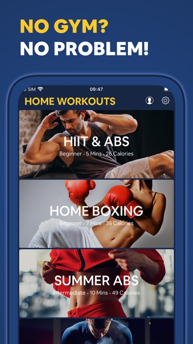 Home Workout App by 7M Fitness wiki review and how to guide