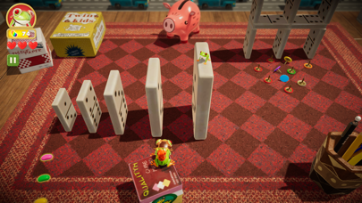 Frogger in Toy Town screenshot 8