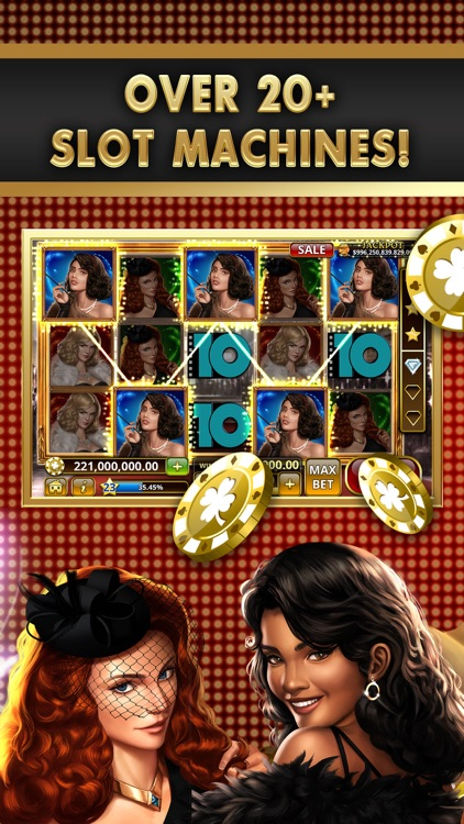 Vegas Rush Slot Machine Games!