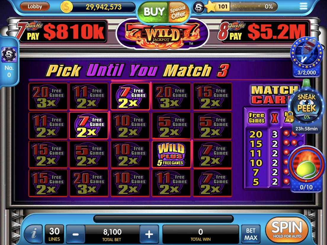 Quick Hit Slots For Ipad