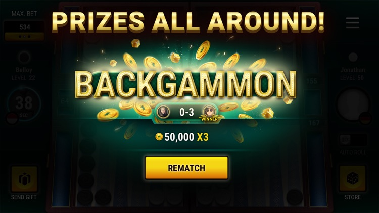 Backgammon Live™