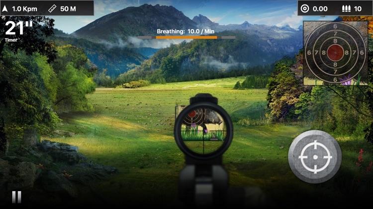 Wild Boar Target Shooting screenshot-3