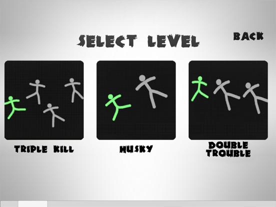 Stickman Warriors 2 Epic screenshot