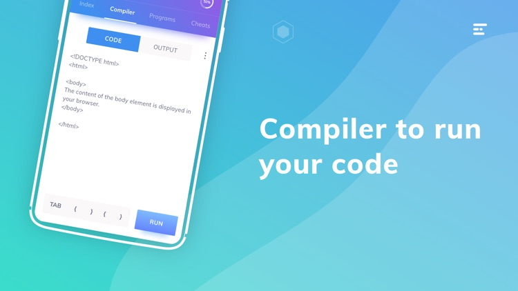 Programming Hub: Learn to code screenshot-5