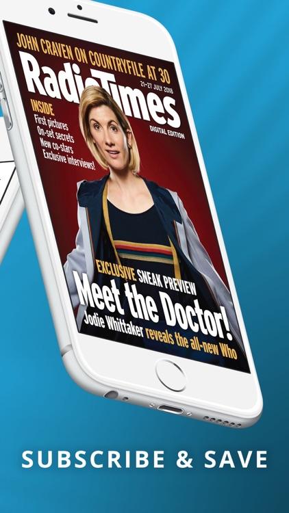 Radio Times Magazine screenshot-3