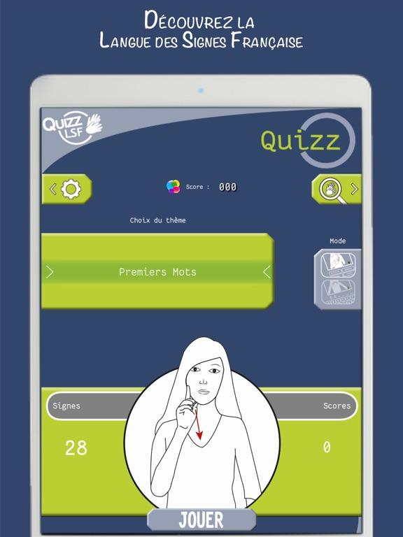 QuizzLSF screenshot 5