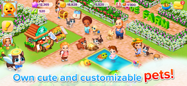 ‎Family Farm Seaside Screenshot