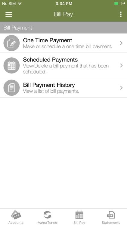 Central Federal Mobile Banking screenshot-3
