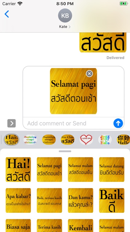 Indonesian-Thai screenshot-3