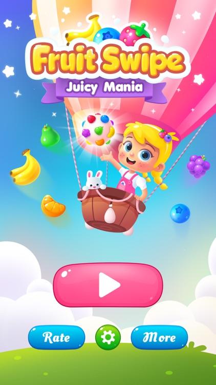 Fruit Swipe: Match 3 Puzzle screenshot-4