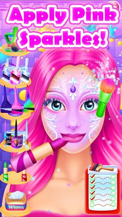 Face Paint Party Makeup Salon screenshot-4