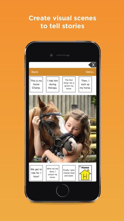 TouchChat HD - AAC screenshot-4