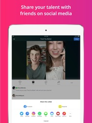 Smule - The Social Singing App ipad images