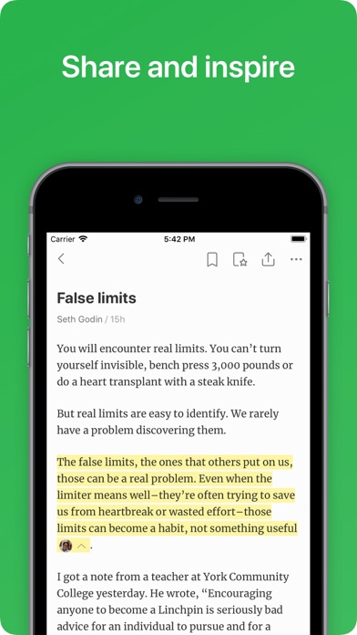 Feedly - Smart News Reader ScreenShot4