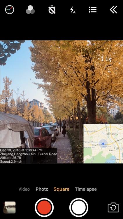 Timestamp Camera Pro screenshot-4