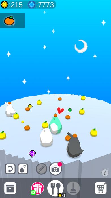 ペンギン育成3D