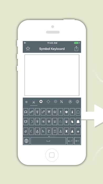 Symbol Keyboard - 2000+ Signs-0