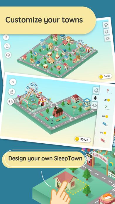 SleepTown: Build healthy sleep habits Screenshot 5