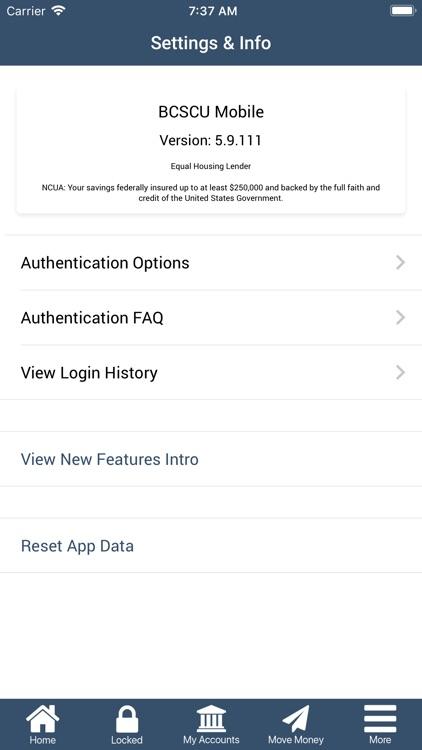 BCS Community CU Mobile Branch screenshot-3