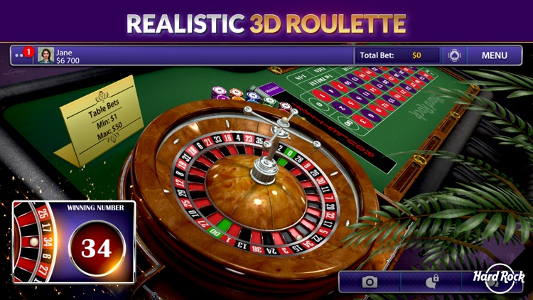 Hard Rock Blackjack & Casino screenshot-3