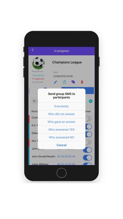 Scheduler App screenshot-3