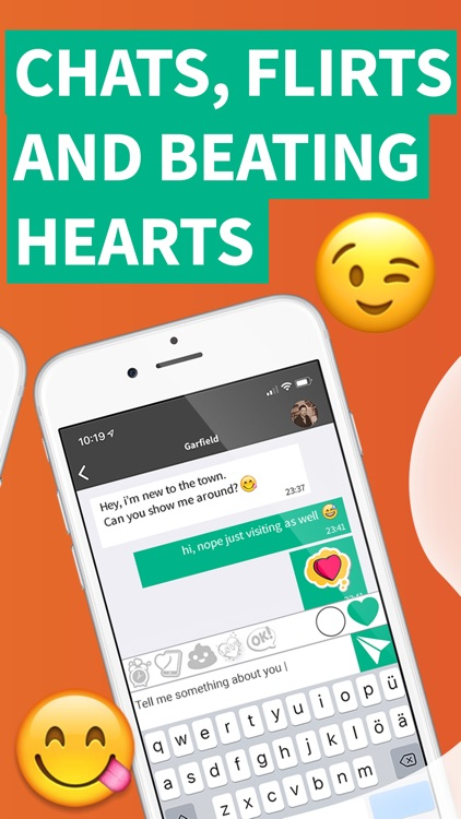 yoomee - Flirt Dating Chat App by Mobile Trend GmbH