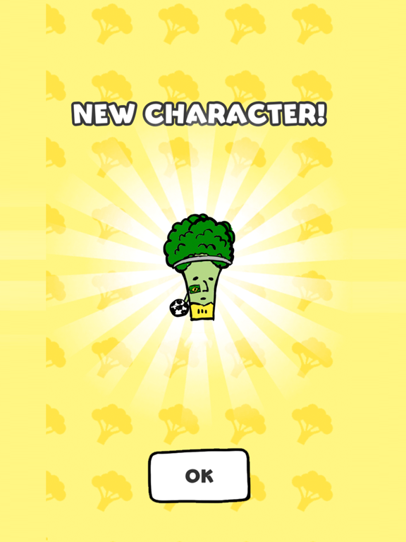 Broccoli Jump! screenshot 9