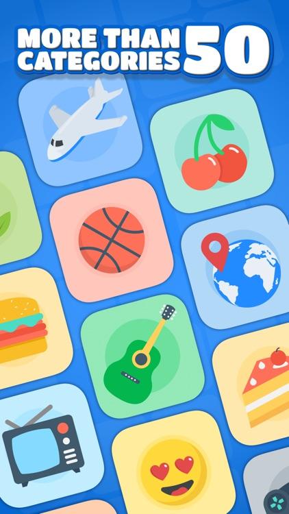 94 Seconds - Categories Game screenshot-3