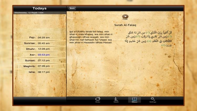 Salat Helper Ramadan Namaz App screenshot-3