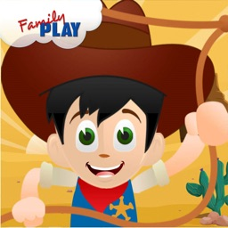 Cowboy Toddler Learning Games