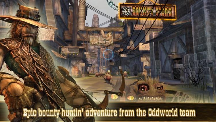 Oddworld: Stranger's Wrath screenshot-0