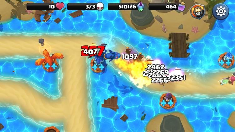 Beast Quest Ultimate Heroes screenshot-7