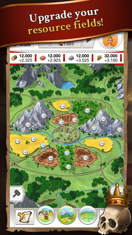 Travian Kingdoms screenshot-0