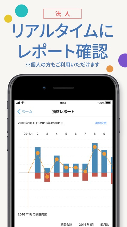 会計ソフト freee (フリー)確定申告/青色申告 に対応 screenshot-6