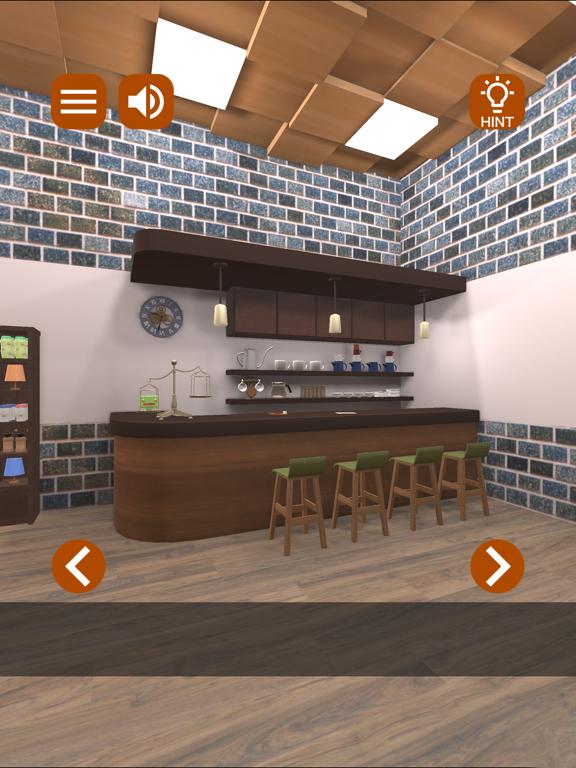 脱出ゲーム コーヒー香る隠れ家の裏側のおすすめ画像2